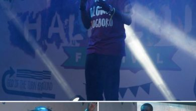Photo of UPDATE FROM THE #HALLELUJAHFESTIVAL WHICH TOOK PLACE AT THE GLITZ EVENT CENTER LEKKI PHASE 2.