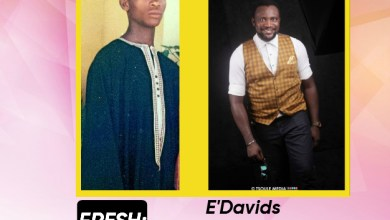 Photo of E'davids shares His Life Story –  THAT BARRACK BOY BY @iamedavids
