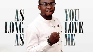 "Photo of Michael king new song ""As Long As You Love Me"" Anticipate @mikekinga72"