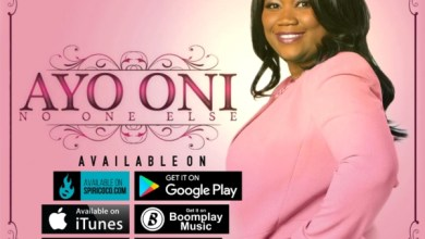 """Photo of Ayo Oni Drops """"I Will Sing"""" From her """"No One Else"""" Album for Free Download"""
