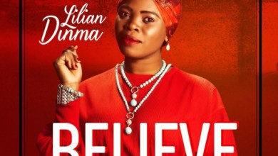 Photo of Lilian Dinma's BELIEVE ALBUM Now Available Online @LDINMA