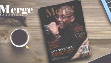 Photo of Merge Magazine Releases Second Edition @mergeinteract