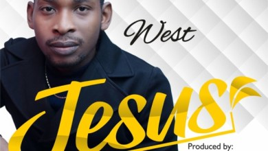 Photo of New Music Release:  Jesus By West [@Iamccwest