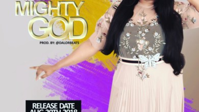 Photo of Min Tracy Tolota Set To Release Mighty God & Overflow @MinisterTracy
