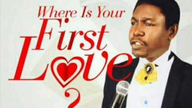 Photo of Newmusic:Where is Your First Love? By Apostle Emma Prince Peters |@DrPrincePeters2