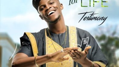 Photo of #FreshRelease: Gone For Life By Testimony @testimonynaija