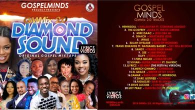 Photo of #New Music: 2018 Original Gospel Mixtape (Diamond Sound Mix 2.0)