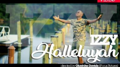 Photo of Video: Halleluyah By Izzy
