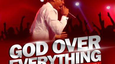 Photo of God Over Everything By Progress Effiong