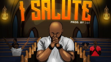 Photo of I Salute By Toks Nnamani