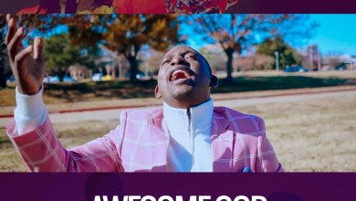Photo of Awesome God By Dare David Ft. Bukola Bekes