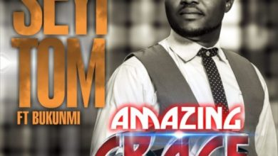Photo of Amazing Grace By Seyi Tom Ft Bukunmi