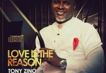 Love Is the Reason By Tony Zino