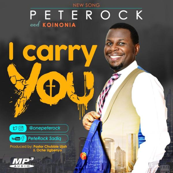 I Carry You By Peterock