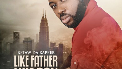 Photo of Like Father Like Son By  Retaw Da Rapper