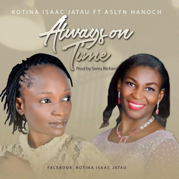 Always On Time By Kotina Isaac Jatauft Aslyn Hanoch