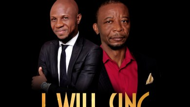 Photo of I Will Sing By  Peter John Ft Dr. Paul
