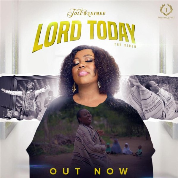 Lord Today By Toluwanimee