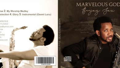 Photo of Marvelous God(Album) By Beejay Sax