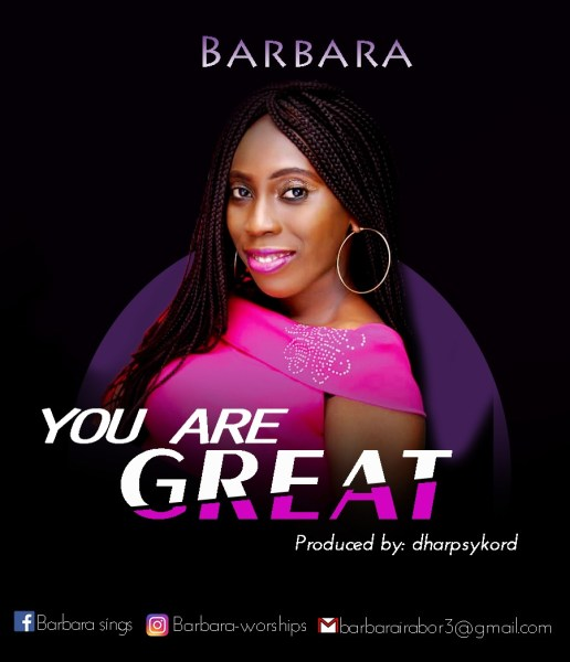 You Are Great By Barbara