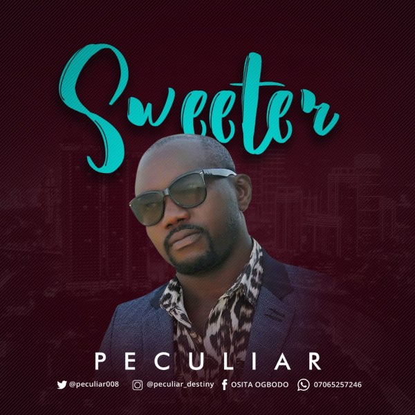 Sweeter By Peculiar
