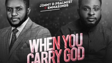 Photo of [Audio+Video] When You Carry God By Jimmy D Psalmist Ft. Emmasings