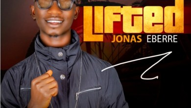 Photo of [Audio] Lifted By Jonas Eberre