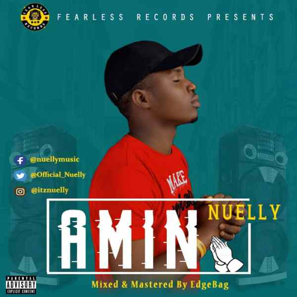 Amin by Nuelly
