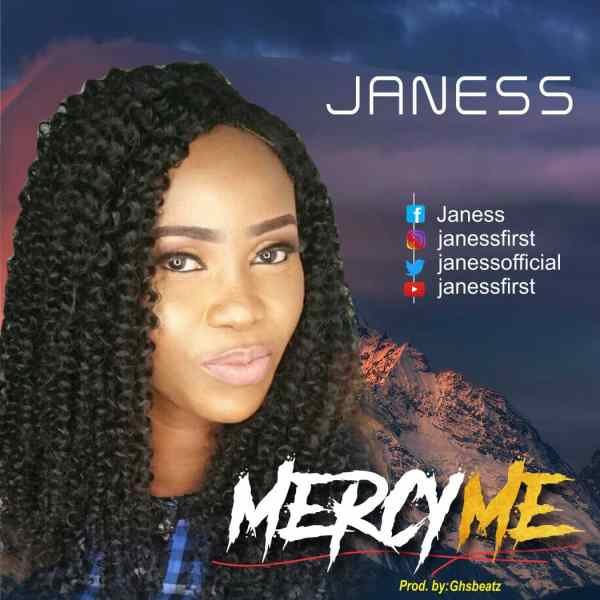 Mercy Me By Janess