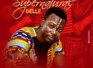 Photo of [Audio] Supernatural Belle By A. A. James