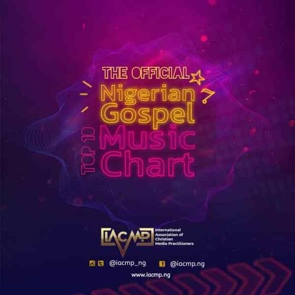 Nigerian Gospel Music Top 10 Chart