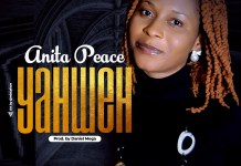 Yahweh By Anita Peace