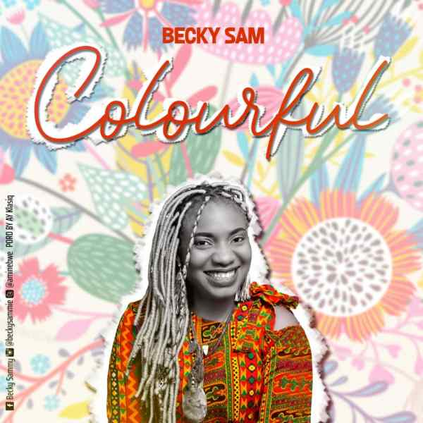 Colourful By Becky Sam