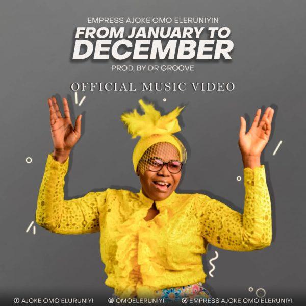 January-December By Ajoke Omo Eleruniyin
