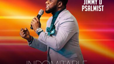Photo of [Audio + Video] – Indomitable By Jimmy D Psalmist