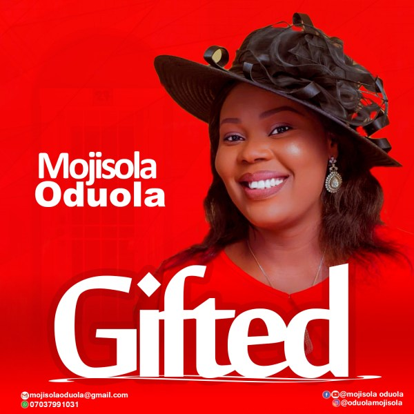 Gifted By Mojisola Oduola