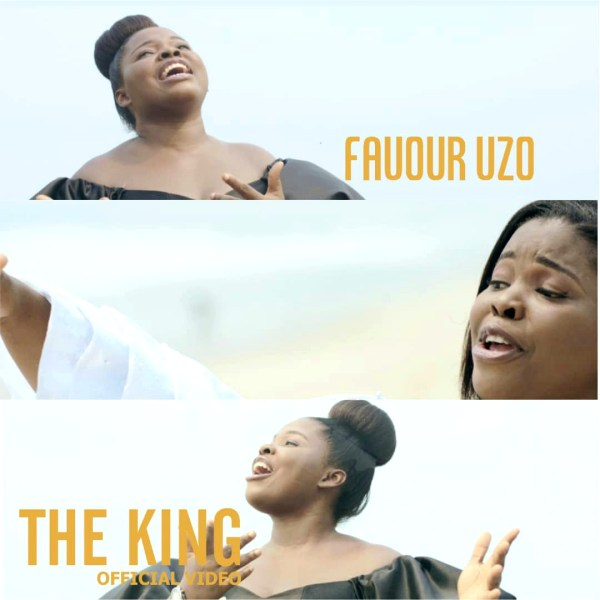 The King By Favour Uzo