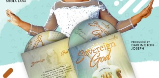 Sovereign God By Lanre Shedowo