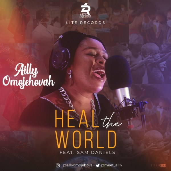 Heal the Land By Ailly Omojehovah