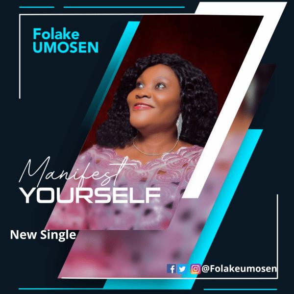 Manifest Yourself By Folake Umosen