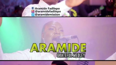 Photo of [Audio + Video] Grateful Medley By Aramide