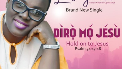 Photo of [Audio] Diro Mo Jesu By Lola Grace