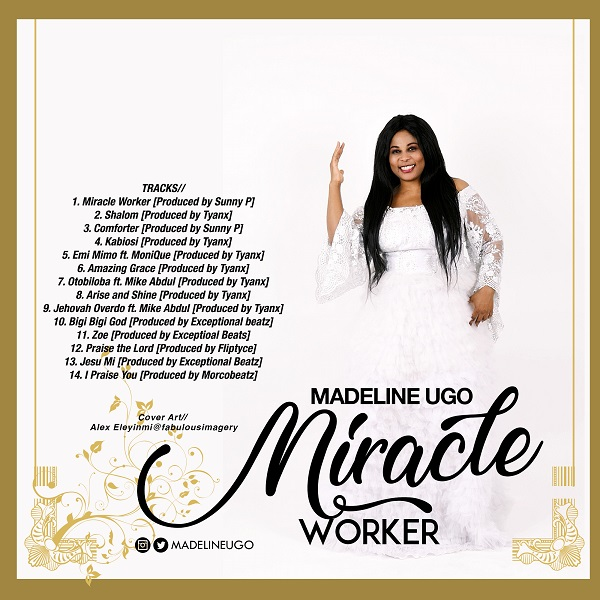 Miracle Worker By Madeline Ugo