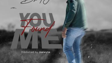 Photo of [Audio] You Found Me By Dr Tj