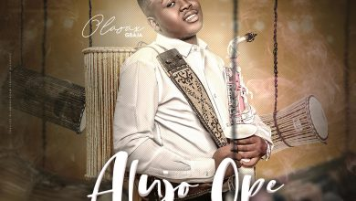 Photo of [Audio] AlujoOpe By OlasaxGbaja