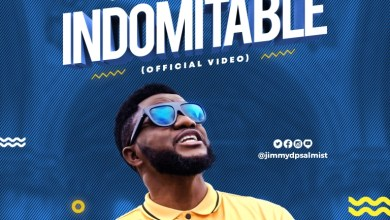Photo of [Official Video] Indomitable By Jimmy D Psalmist