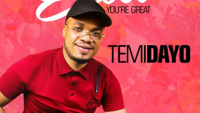 Photo of [Audio] E' tobi (You're great) By Temidayo
