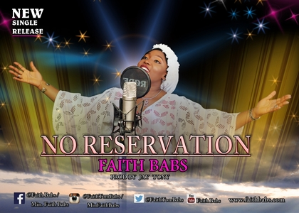 Faith Babs By No Reservation