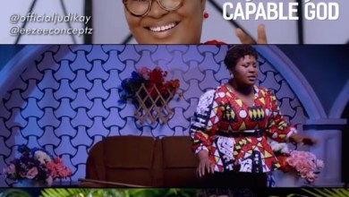 Photo of [Video] Capable God By Judikay
