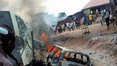 Photo of BREAKING: Many Feared Dead In Tanker Explosion, Osun State.